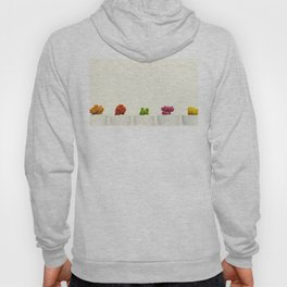 Creamy Cactus Colors Cuteness Cups Hoody