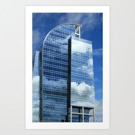 Corporate Heaven  Art Print