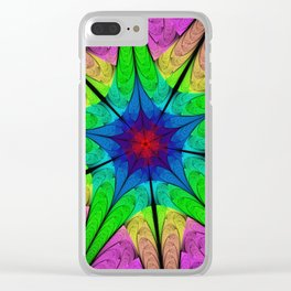 Following Yonder Star II Clear iPhone Case