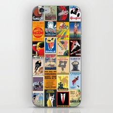 Poster Wallpaper iPhone & iPod Skin