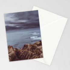 Sunset Cliffs Storm Stationery Cards
