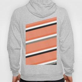 Modern Halloween Stripes #abstract #art #stylish #pattern #modern #composition #buyart #home #decor Hoody
