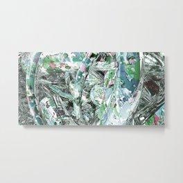 abstract 7 Metal Print