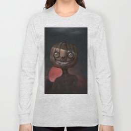 Scary Smile Long Sleeve T-shirt
