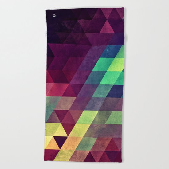 Vynnyyrx Beach Towel