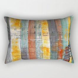 Music to my Ears Rectangular Pillow