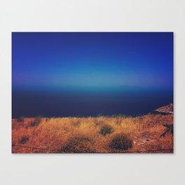 Across The Aegean Canvas Print