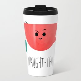 Naught-tea Travel Mug