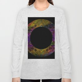RUNE IN THE ROUND Long Sleeve T-shirt