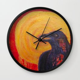 SPIRIT KEEPER Wall Clock