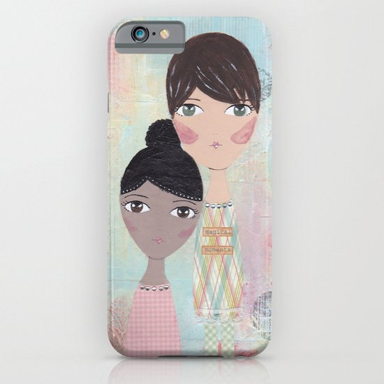 Magical moments iPhone & iPod Case