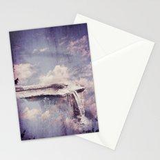Sky River  Stationery Cards
