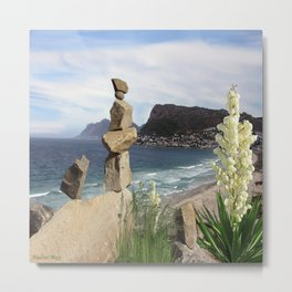 Balance - View of Simons Town Metal Print