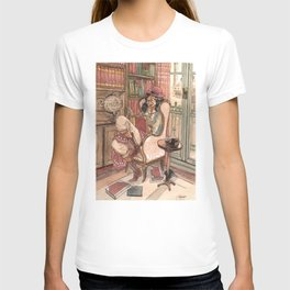Le Salon Rouge T-shirt
