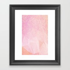 Glitter 2017 Framed Art Print