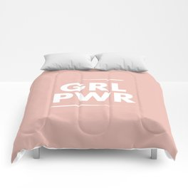 Girl Power / Pink Comforters