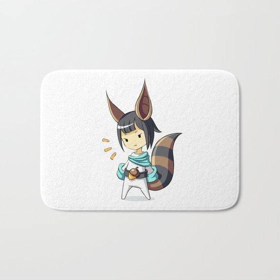 Squirrel 2 Bath Mat