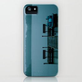 Hunky Dory Dock iPhone Case