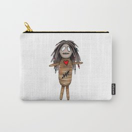 """VoodoDoll """"She"""" Carry-All Pouch"""