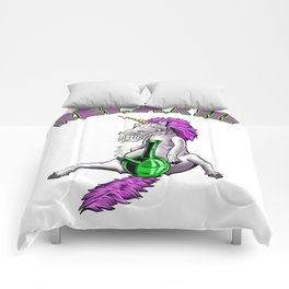 Unicorn High Comforters