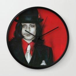 'J.W.' Wall Clock