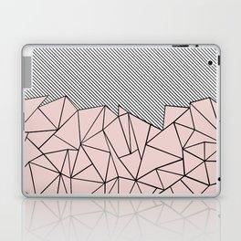 Ab Lines 45 Dogwood Laptop & iPad Skin