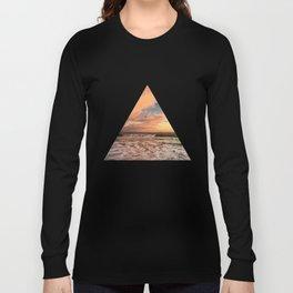 Cotton Candy Sunset Long Sleeve T-shirt