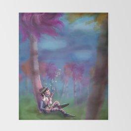 Truffula Throw Blanket