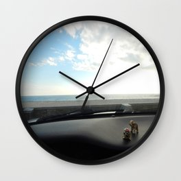 Dashboard Friends Wall Clock