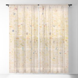 Speckles Sheer Curtain