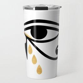 ALL SEEING CRY - Eye of Horus Travel Mug