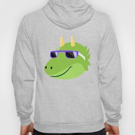 Cool Draco the Fluffy Monster Hoody