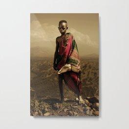 Ethiopia 3 Metal Print