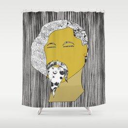 CABEZA Shower Curtain