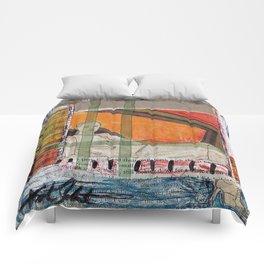 Heavy Reading Comforters