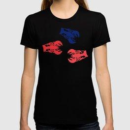 Lobsters Pattern T-shirt
