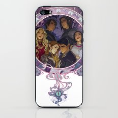 The Inner Circle iPhone & iPod Skin