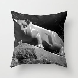 Penn State Nittany Lion Shrine Throw Pillow