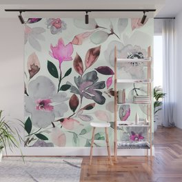 FLORAL PATTERN28 Wall Mural