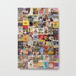 James Stewart Movie Posters Metal Print