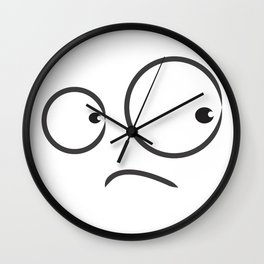 Say whut? Wall Clock