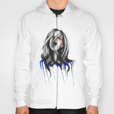 In Our Wildest Moments // Fashion Illustration Hoody