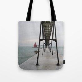 North Pierhead Tote Bag