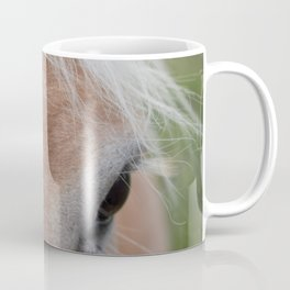 Equine Cowlick Coffee Mug