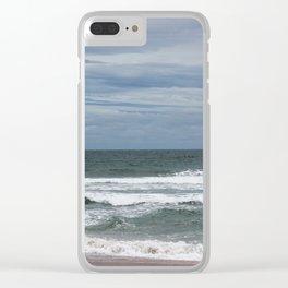 Hatteras, North Carolina Clear iPhone Case
