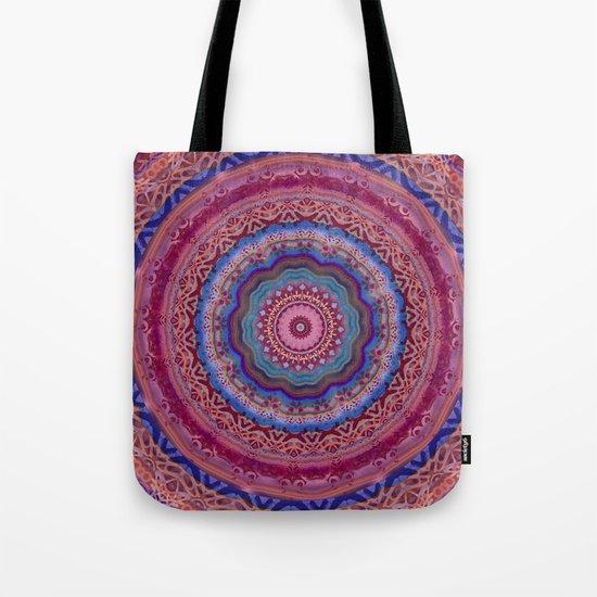 Colorful Agate Mandala by catyarte