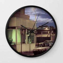 Marseille  Wall Clock