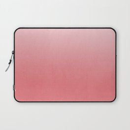 Ombre fade pastel trendy color way throwback retro palette 80s 90s style Laptop Sleeve