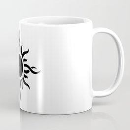 Tribal Sun 2 Coffee Mug