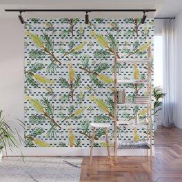 Beautiful Australian Native Grevillea Flower Print Wall Mural
